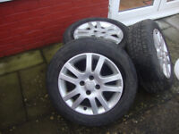 civic tyres 15 inch