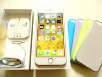 Apple iPhone 6S Gold 16GB (Unlocked SIM FREE) in Exceptional Condition Smartphone