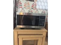 Combination microwave/grill/oven