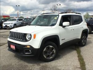 2016 Jeep Renegade NORTH**NAV**BACK UP CAM**BLUETOOTH**