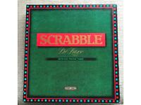 SPEARS Scrabble DeLuxe *collectors item*