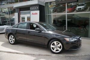 2013 Audi A6 2.0T 8sp Tip Qtro Sdn