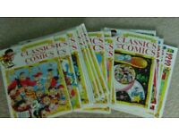 Classics from the comics (50 issues) - price reduced!