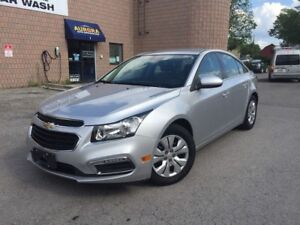 2015 Chevrolet Cruze 1LT - BACK UP CAMERA - REMOTE START