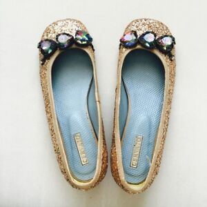 Beautiful Women's Handcrafted Cervato Ballet Flats for sale!