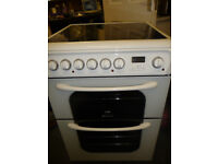 Hotpoint Collection Electric Cooker - 60 cm - Double Oven - Ceramic Top