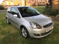 2006 56 Plate Ford Fiesta Freedom 1.25 Engine 3 Door Ideal 1st Car