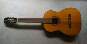 Angelica Classical Guitar.