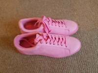 Brand New, New Look Pink Trainers Size 5