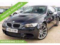 2012 BMW M3 4.0 AUTOMATIC 415 BHP PHANTOM BLACK + FULL BMW DEALER HISTORY