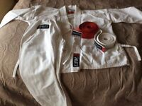 Blitz karate suit size 130cm