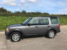 Land Rover Discovery 3 TDV6 Automatic 2009 - 74300 miles