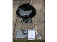 Kettle BBQ Starter Pack with Utensils and Cover