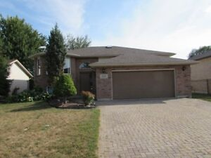 VERY WELL MAINTAINED RAISED RANCH IN LASALLE FOR LEASE