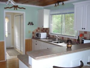 Furrnished, small, Lakefront home for Term Rental