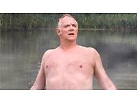 "2 Tickets for Greg Davies ""Magnificent Beast"" tour, The Brighton Centre, Brighton Sun 1 Oct 2017."