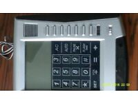 L.E.D. Touch Panel Phone For Domestic or small business use