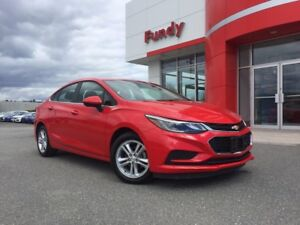 2017 Chevrolet Cruze LT SAVE BIG COMPARED TO NEW !!