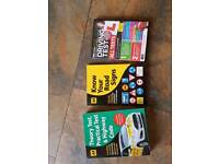 Driving test DVD/books for sale