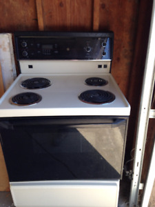General Electric Range Oven 30""