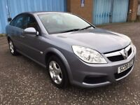 2008 Vauxhall VECTRA 1.8 , mot - June 2018 , only 63,000 miles ,full history ,focus,mondeo,astra
