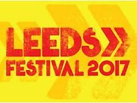 *URGENT* PAIR OF LEEDS FESTIVAL WEEKEND TICKETS *