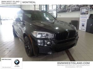 2016 BMW X5 xDrive35i M SPORT, PREMIUM, M POWER PKG
