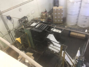 For Sale Paper Napkin Manufacturing Business in Toronto