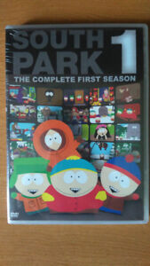 Brand New Sealed South Park The Complete First Season DVD