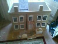 limited edition large house£299 only taken out of box to show it's bigger in person too