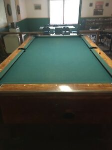 Pool table 4'x8'