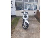 Kymco People S125 swap or sale
