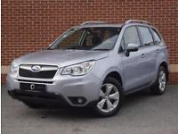 2013 63 Subaru Forester 2.0 D XC 5dr (Silver, Diesel)