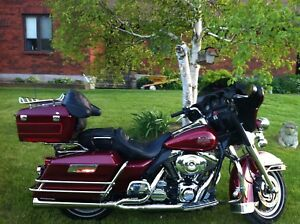 *MUST SELL*: 2001 ELECTRA GLIDE CLASSIC