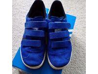 Adidas Gazelle Trainers UK 2 (hardly worn)