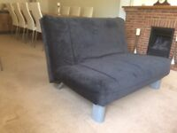 2 Pull-out sofa beds, will sell separately or together