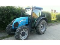 Landing tractor 60hp 4wd immaculate