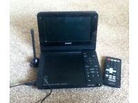 Sony portable DVD / CD / TV player