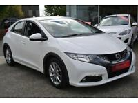 2012 Honda Civic 1.8 i-VTEC ES 5dr Manual Petrol Hatchback
