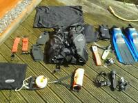 Full set of Diving equipment