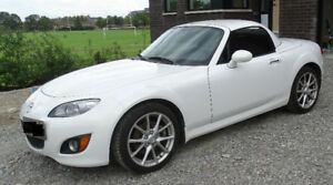 2012 Mazda MX-5 Miata GS Hard Top /W Suspension Package 6spd