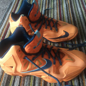 Used Nike Lebron 9 for sell
