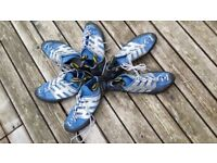 Rock climbing shoes, stickies Scarpa £10.00 per pair, no damage excellent condition no odours