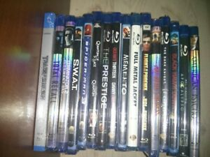 ----->BLU-RAY DVD's for SALE BRAND NEW / SEALED!