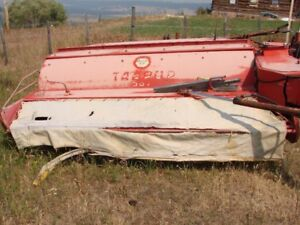 FOR PARTS, TRADE, WHY - Taarup Rotary Mower
