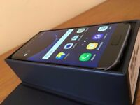 Samsung Galaxy s7 Edge Onyx Black Unlocked