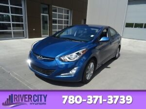 2016 Hyundai Elantra SPORT LEATHER Heated Seats,  Back-up Cam,