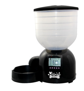 Automatic Cat Feeder Flexible Meal Portions Control