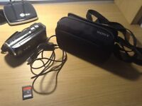 Sony camcorder HDR-CX220E