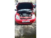 Toyota Yaris GLS VVT-1(998cc) 5 Door (Petrol) - Urgent Sale due to Leaving Out Permanently